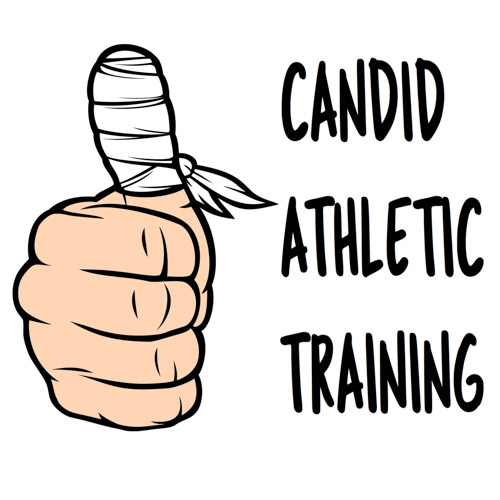 Candid Athletic Training show art
