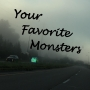 Artwork for Your Favorite Monsters Episode 50 - Gates of Gloom