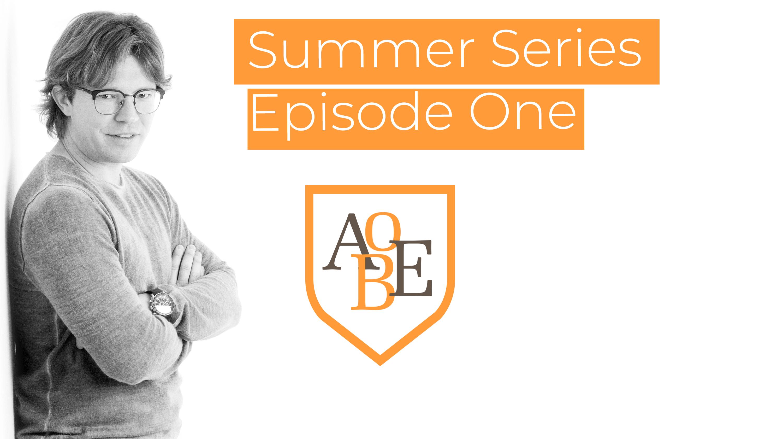 Artwork for 01 AOBE Summer Series 2019