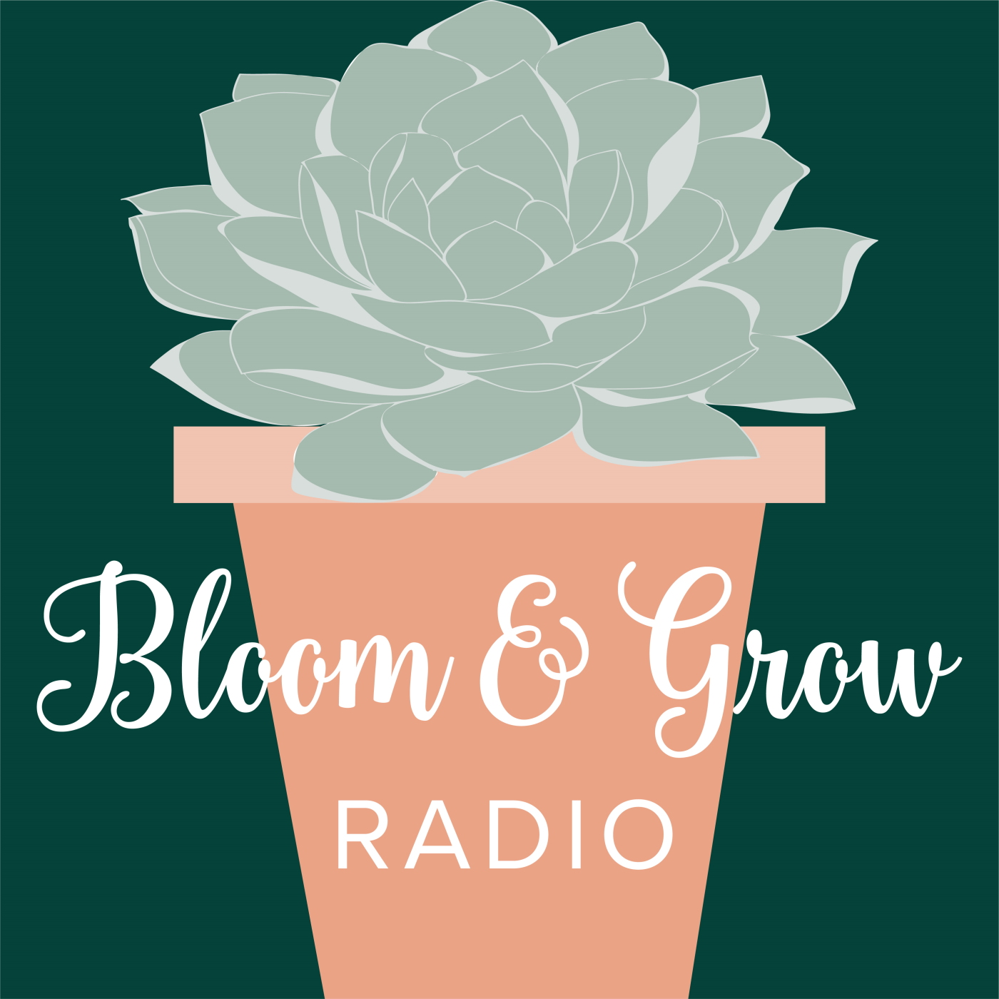 Bloom and Grow Radio podcast show image