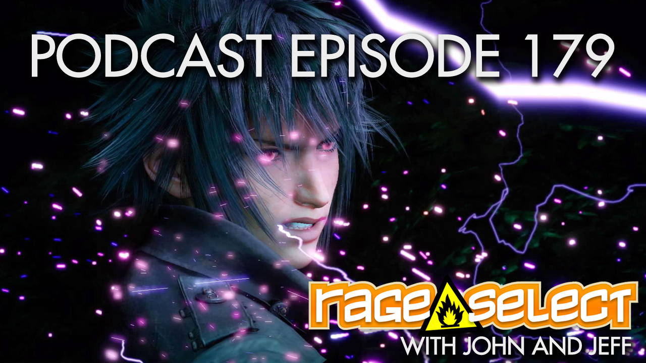 Rage Select Podcast Episode 179 - John and Jeff Answer Your Questions!