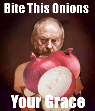 Ep. 3 / AGOT - Thyrions – Bite This Onions – Podcast