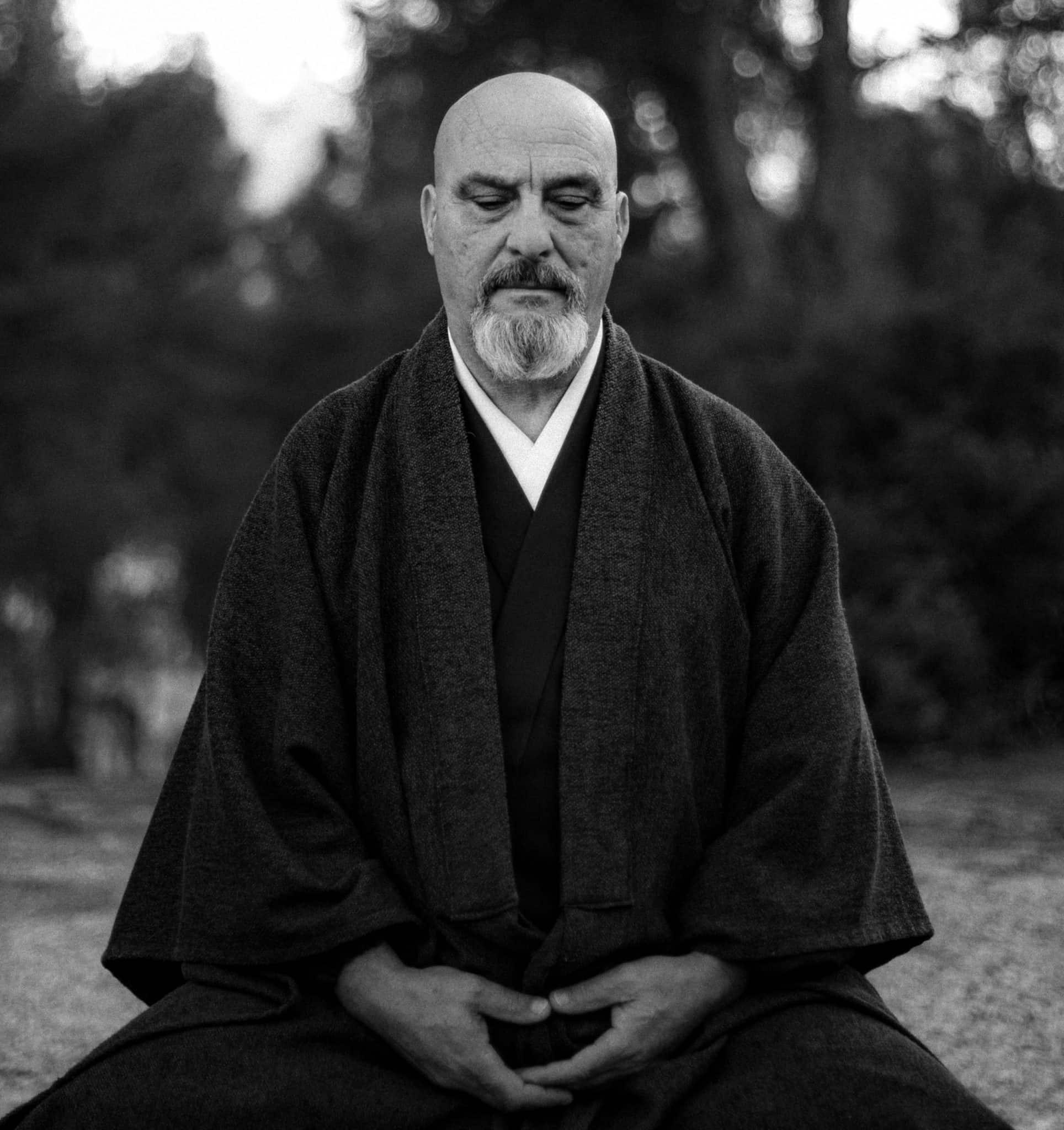 Maestro Zen Dokusho Villalba - entrevista podcast isra garcia