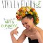 "Artwork for ""Flower Study with Flirty Fleurs"" Alicia Schwede"