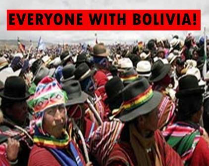 Bolivia coup attempt  Pt 3. - Francisco Dominguez