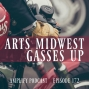 Artwork for #ArtsMidwest Gasses Up
