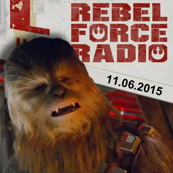 Rebel Force Radio: November 6, 2015