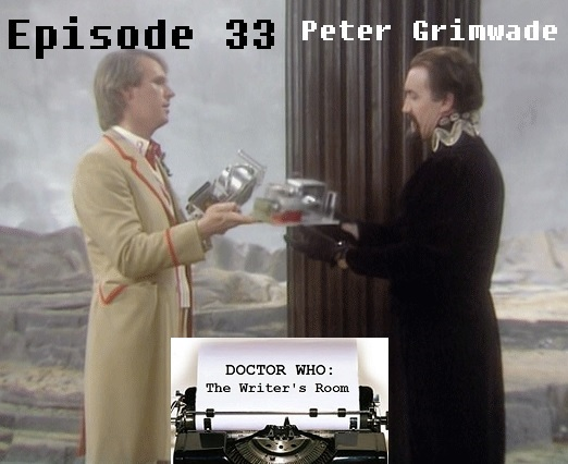 Episode 33 - Peter Grimwade