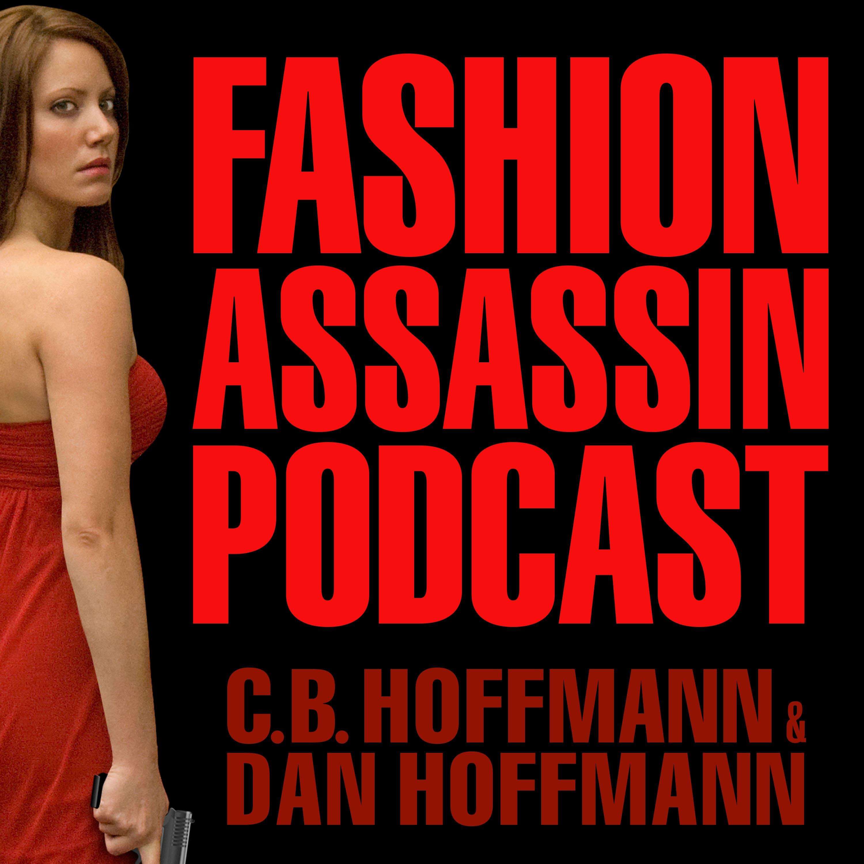 Fashion Assassin Podcast show art