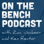 Artwork for On The Bench 3/29 with Jackson State Championship Coach Tim Debevec