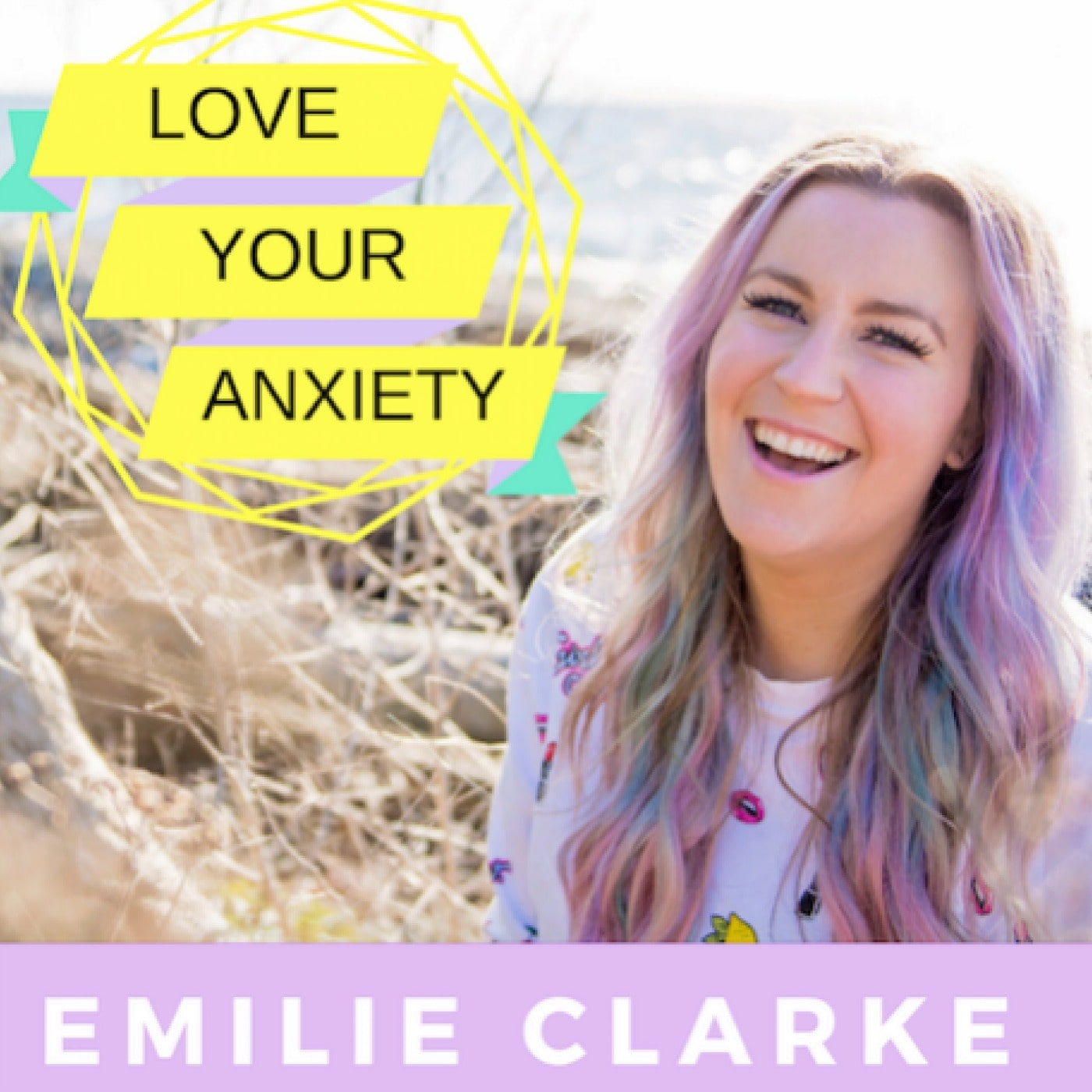 Love Your Anxiety Podcast show art