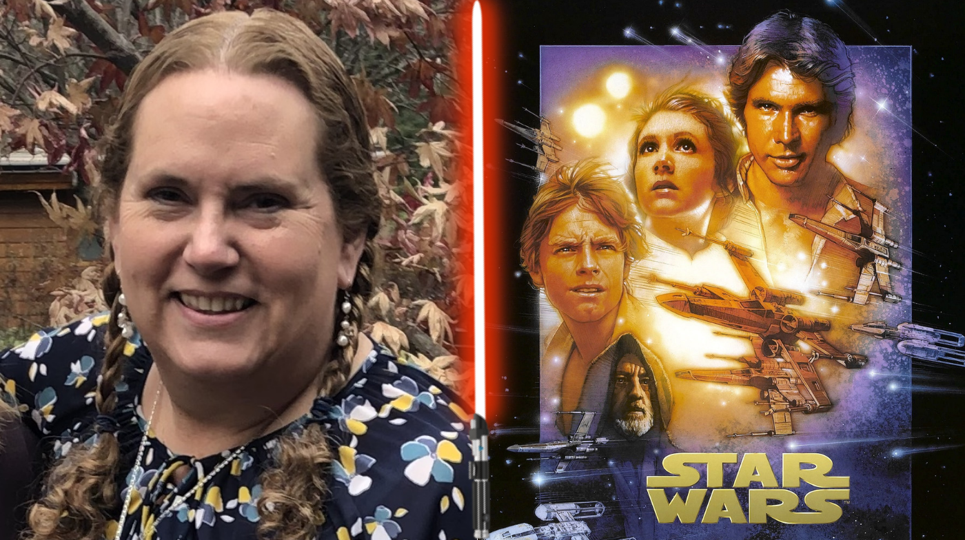 Star Wars Episode Iv A New Hope Featuring Kim Stock Foster