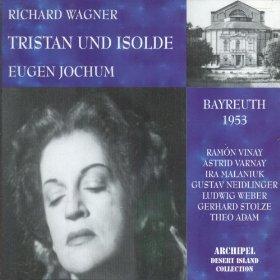 Tristan und Isolde from Bayreuth 1953
