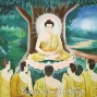 Artwork for 42 - Buddha's Teachings Part 4:  Right Speech - Factual, Helpful, Kind, Pleasant, and Timely