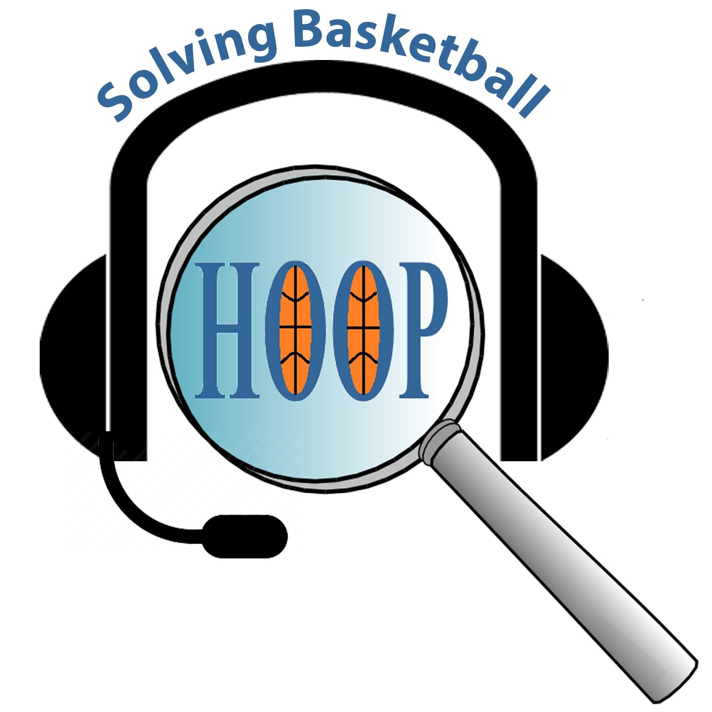 Solving Basketball show art