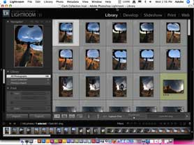 Photoshop Lightroom 1.1 New Features Overview