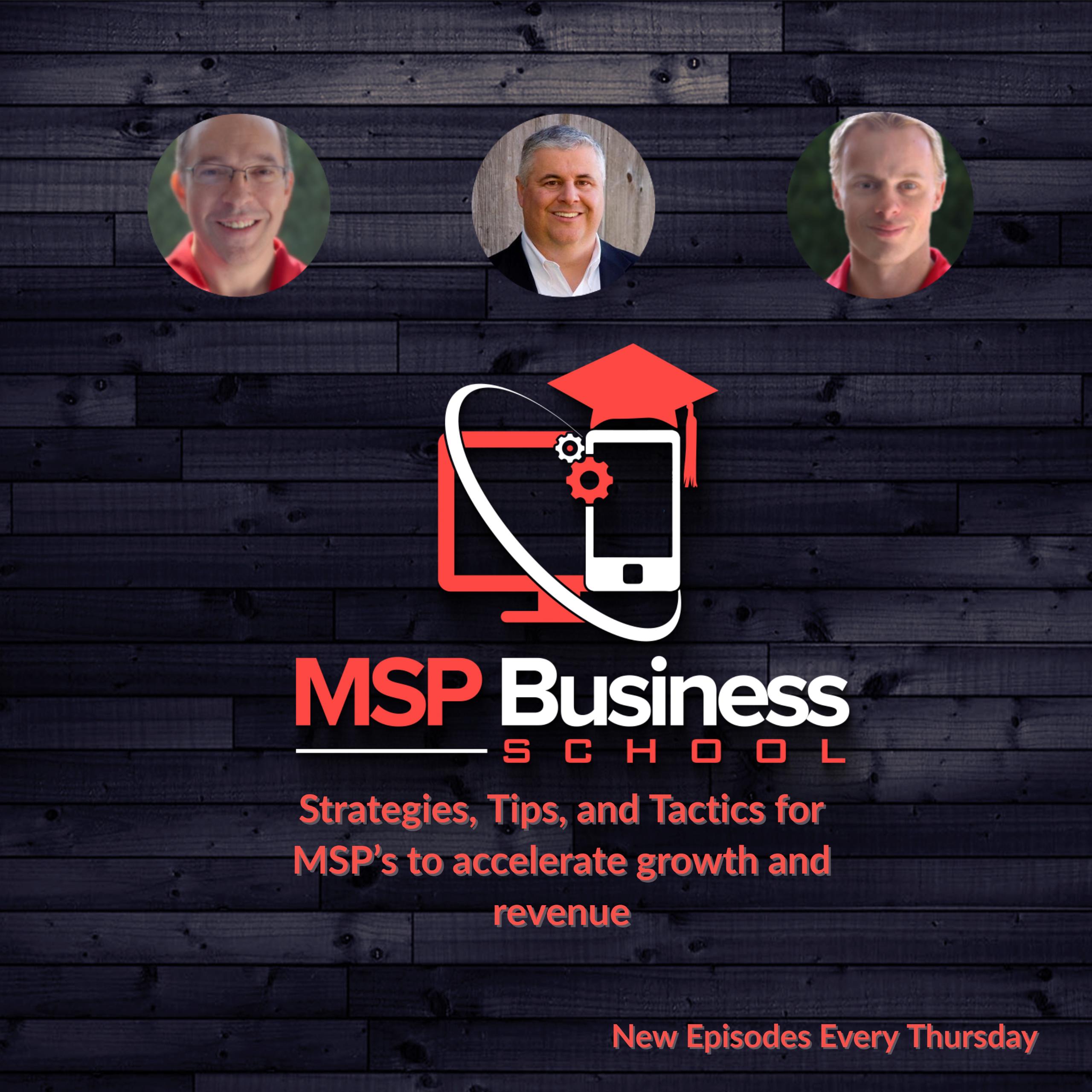 MSP Business School show art