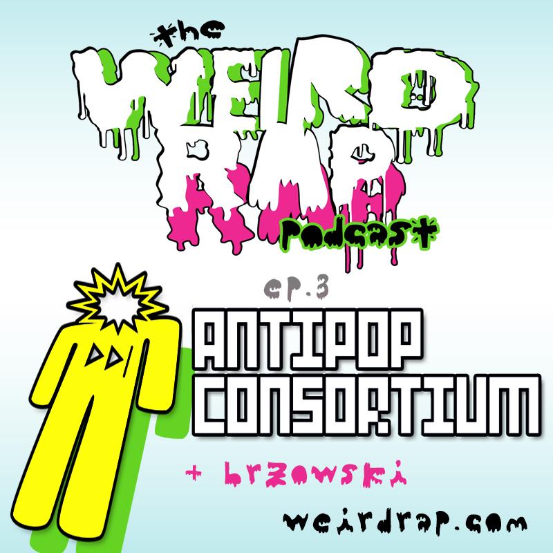 Artwork for 3. Antipop Consortium, Brzowski