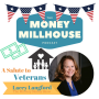 Artwork for Salute to Veterans with Lacey Langford of The Military Money Show
