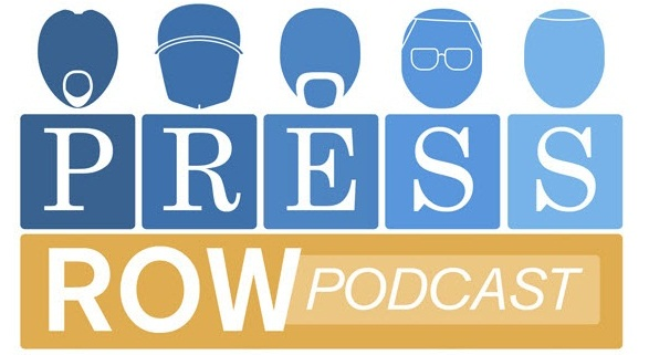 Operation Sports - Press Row Podcast: Episode 4
