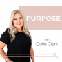 Artwork for 019: How to Stress Less & Live More with Courtney Elmer
