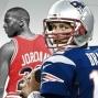 Artwork for Michael Jordan & Tom Brady