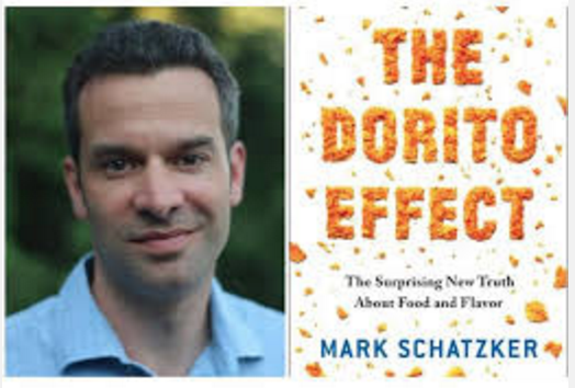 The Flavour Industry Behind 'The Dorito Effect' - Mark Schatzker