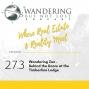 Artwork for Episode 27.3:  Wandering Zen -Behind the Doors at the Timberline Lodge