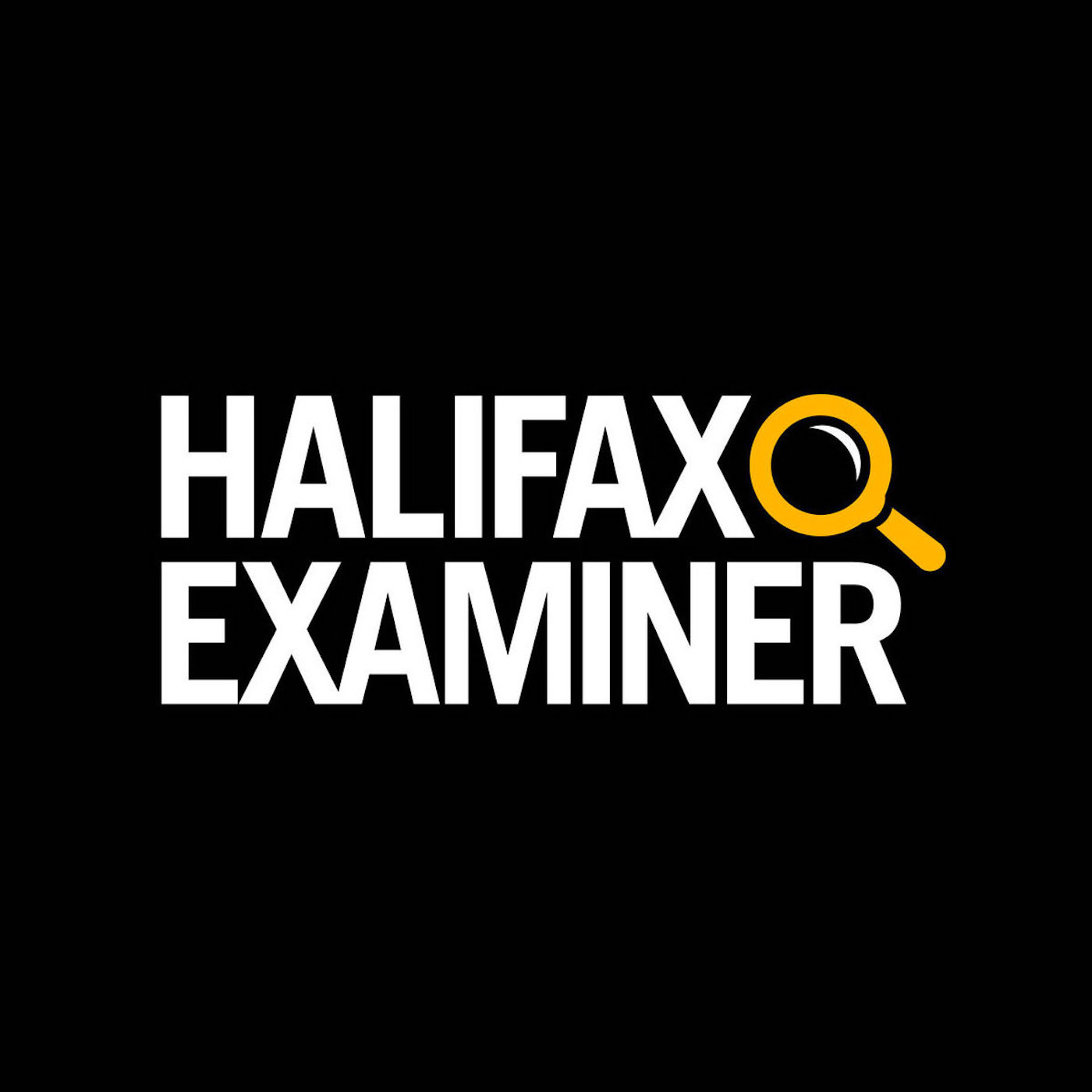 Examineradio - The Halifax Examiner podcast show art