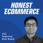 Artwork for Ep. 23 - Buyer Psychology, Why Buyers Shop The Way They Do, & How to Nudge Them - with Rishi Rawat