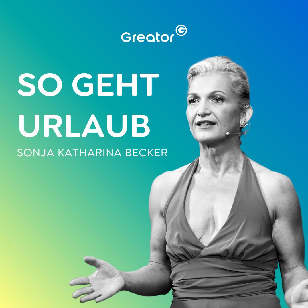 #728 Das sind die Big 5 der Erholung // Sonja Katharina Becker