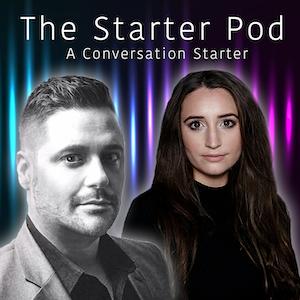 The Starter Pod show art