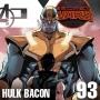 Artwork for EMP Episode 93: Hulk Bacon