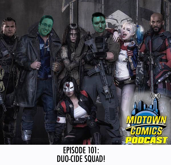 Midtown Comics Episode 101 Duo-cide Squad!