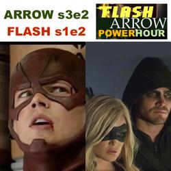 s3e2 Arrow - s1e2 Flash