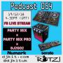 Artwork for DJKit.com Podcast 054 - Party Mix x Party Mix Pro x DJ2GO2 FB Live Stream