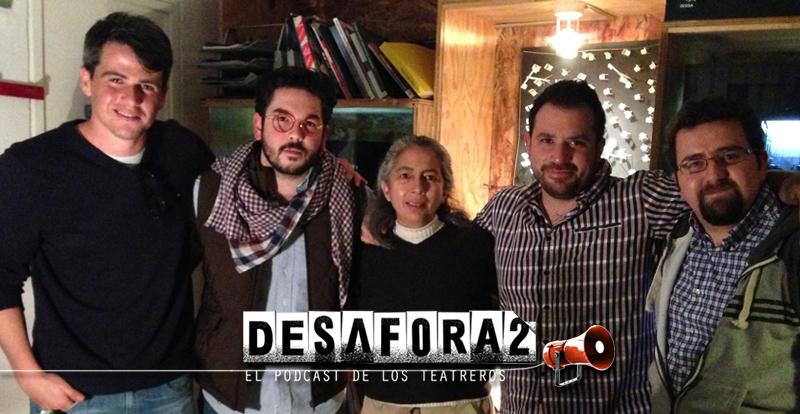 Artwork for Episodio 30 - Pedro Ortíz de Pinedo y Claudio Sodi