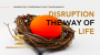 Artwork for Disruption - The Way Of Life
