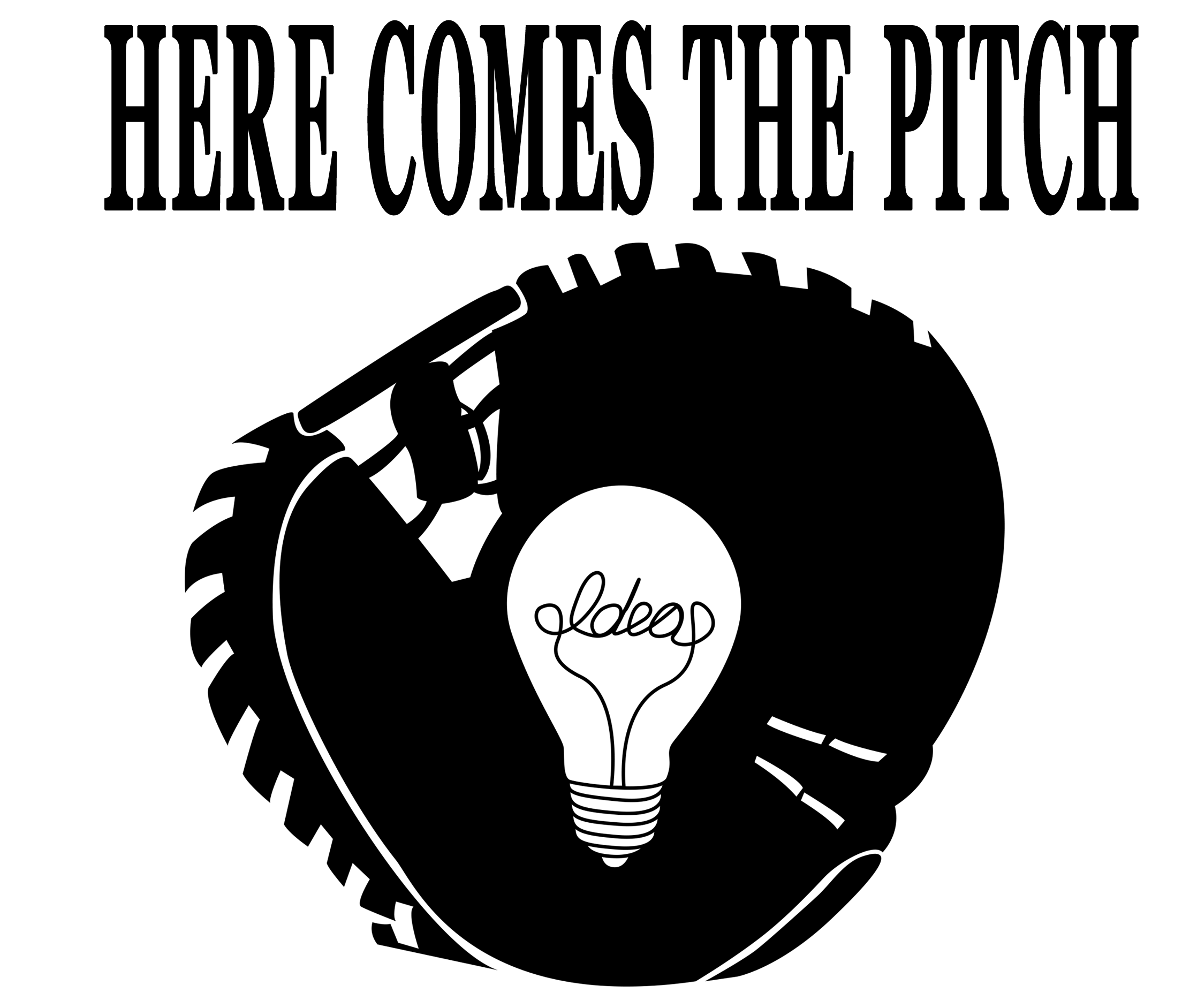 Here Comes The Pitch Podcast show art