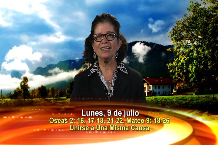 Artwork for Dios te Habla con Maria Eva Hernandez;  Tema el hoy: El Señor es compasivo y misericordioso.