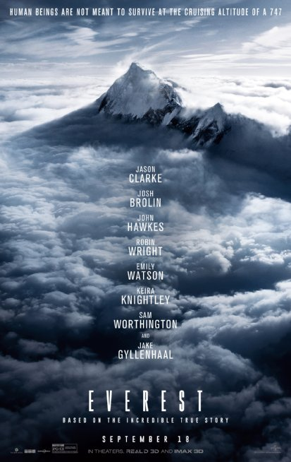 Ep. 176 - Everest (Frozen vs. The Grey)