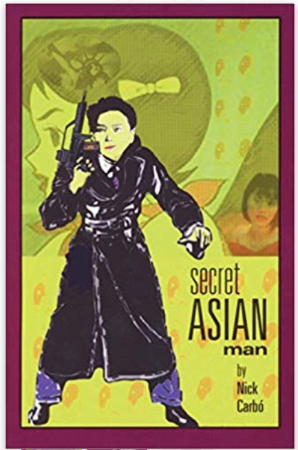 Secret Asian Man book cover