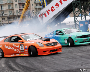 017 - Power and Speed - Formula Drift, Subaru Event, Crunch and DSR