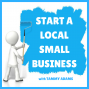 Artwork for BONUS - What to Expect When You Make the Leap to Full-Time Local Small Business Owner