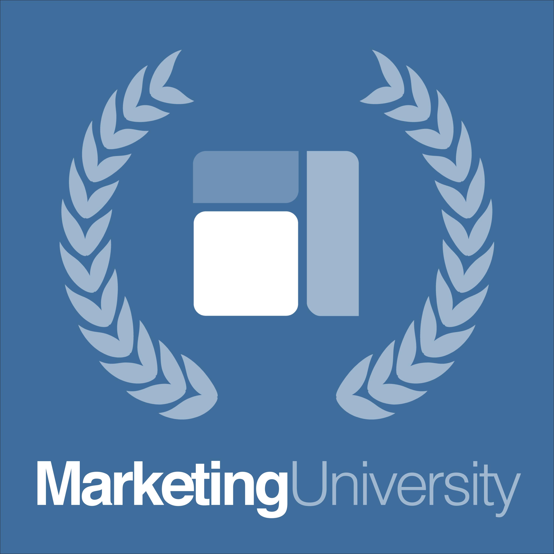 Marketing University show art