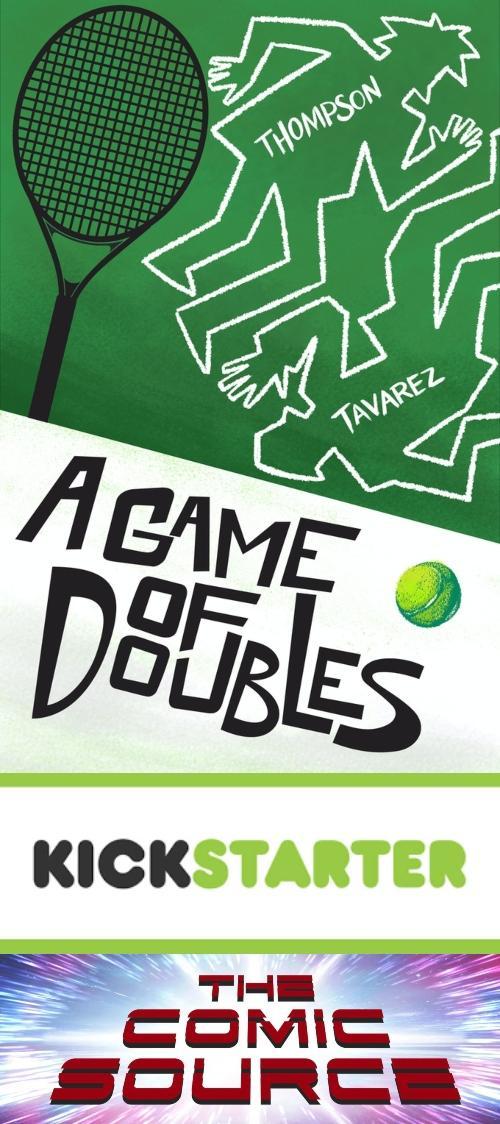 A Game of Doubles Kickstarter Spotlight with Jonathan Thompson