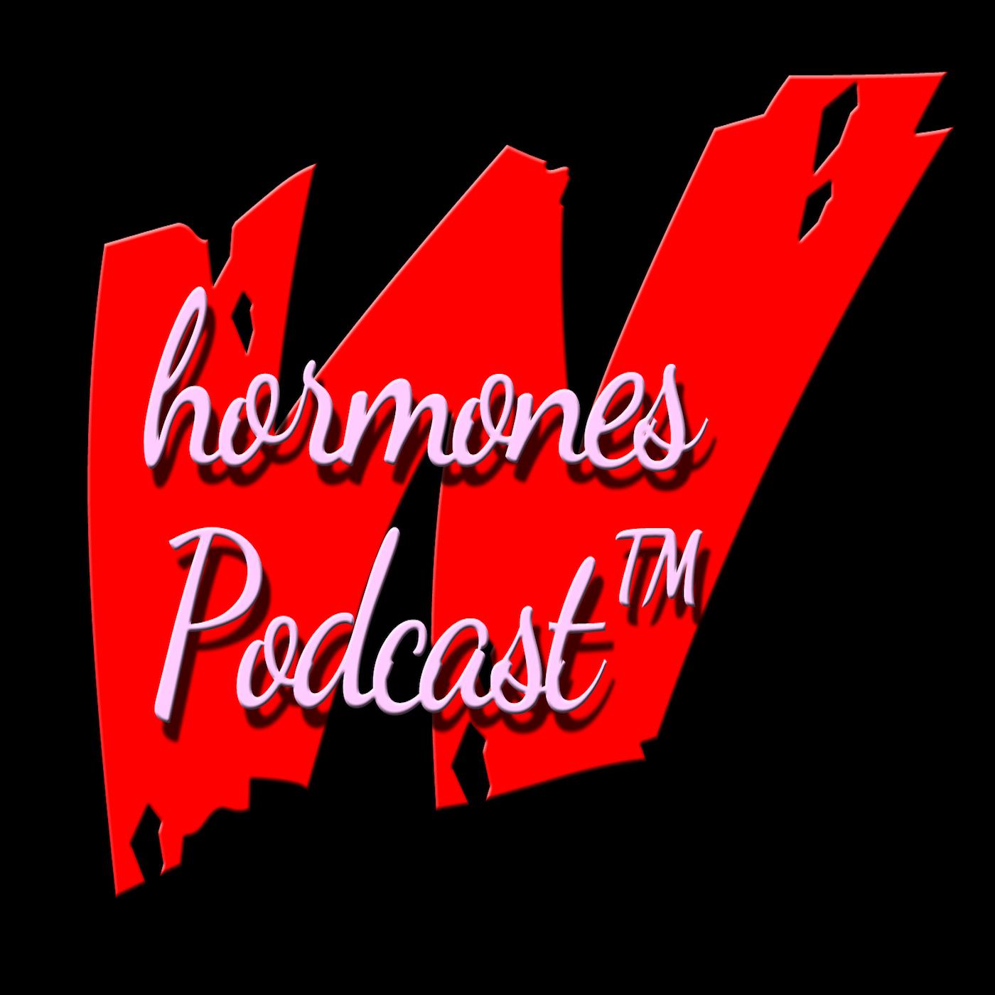 The Whormones Podcast show art