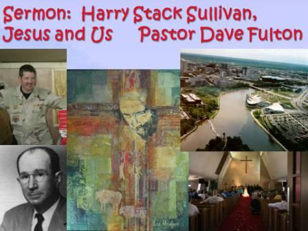Harry Stack Sullivan, Jesus and us