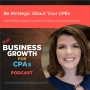 Artwork for 070 Be Strategic About Your CPEs, with Melisa Galasso of Galasso Learning Solutions