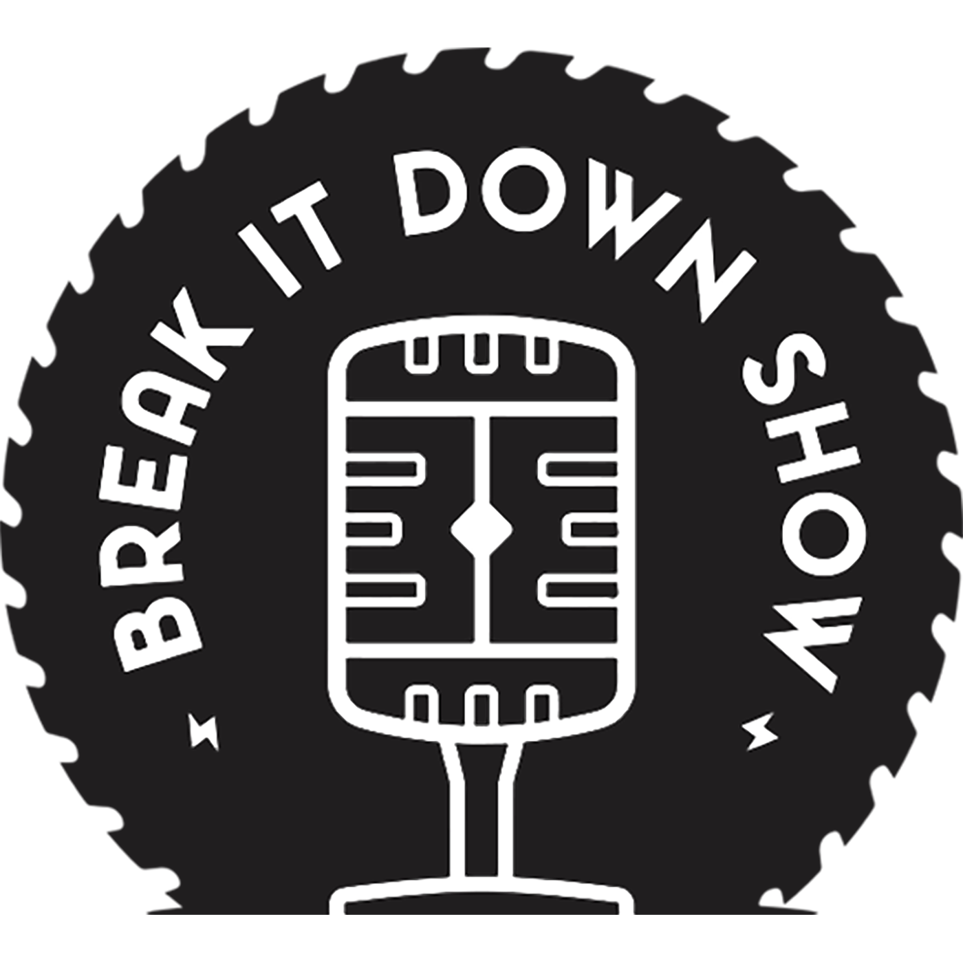 Break It Down Show show art